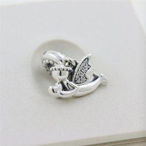 PANDORA Angel of Love Dangle Charm